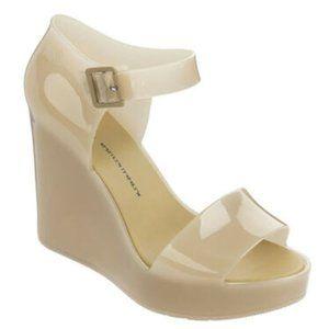 NWT $149 Melissa Mar Wedge - Size 9